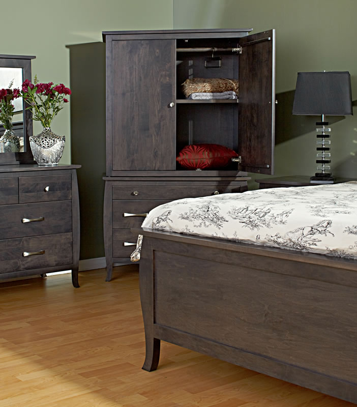 41c6020ff56 Summary -  Tiffany 4pc Queen Bedroom Set Cream Silver Raymour
