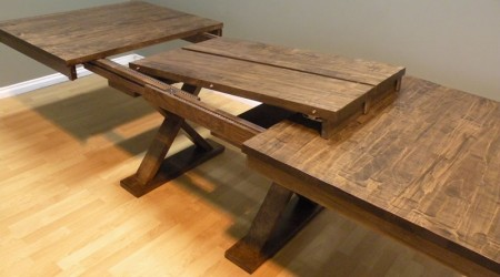 Heritage Trestle Dining Table – Photo 2