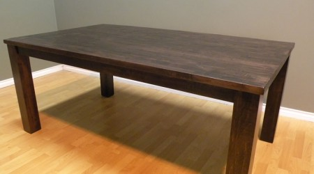 Heritage 4-Legged table – Photo 1