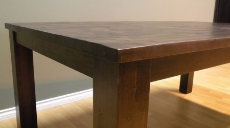 Heritage 4-Legged table – Photo 3