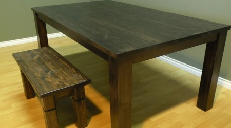 Heritage 4-Legged table – Photo 4