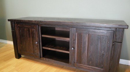 Rustic Collection – TV Stand
